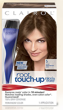 FREE Box of Clairol Root Touch-Up by Nice 'n Easy Roo10