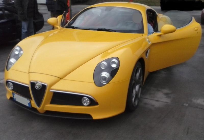 Alfaromeo 8C Competizione Cam01617