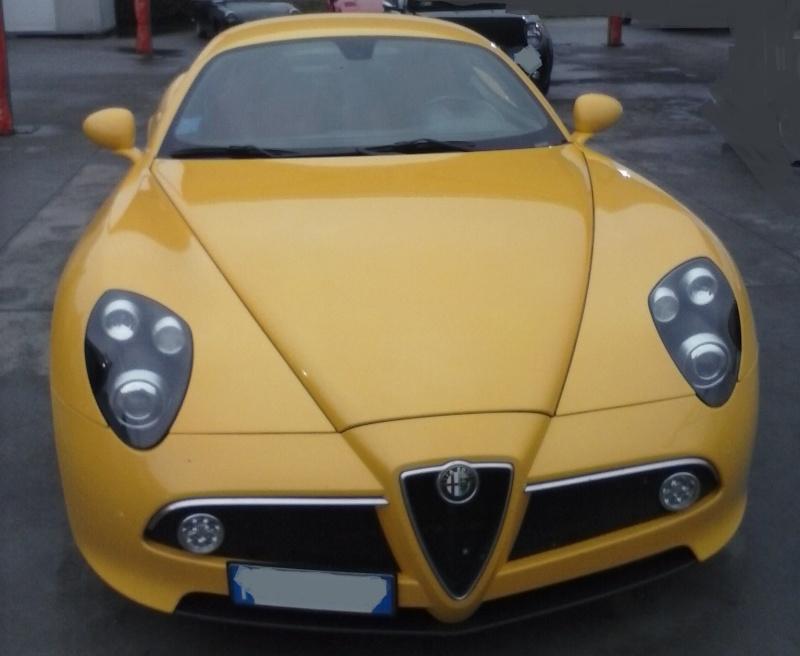 Alfaromeo 8C Competizione Cam01619