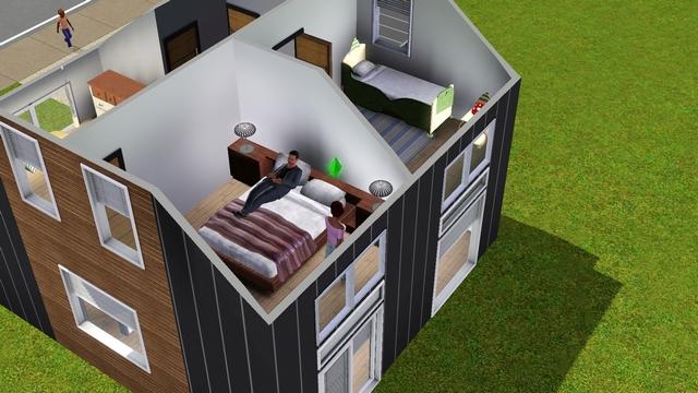 [Intermédiaire] Créer un étage en partie mansardé 2010