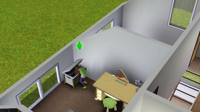 [Intermédiaire] Créer un étage en partie mansardé 2210