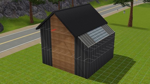 [Intermédiaire] Créer un étage en partie mansardé 3010