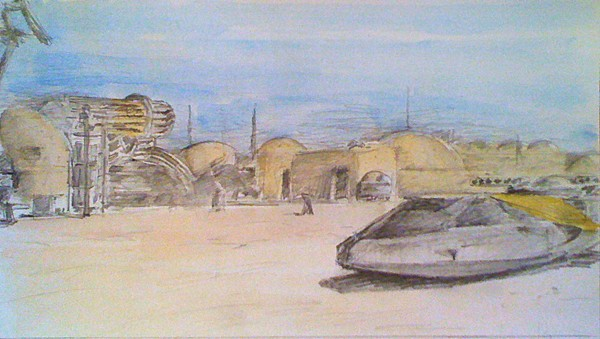 Aquarelles Star Wars - Page 6 Swi10