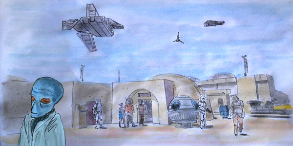 Aquarelles Star Wars - Page 6 Swl10