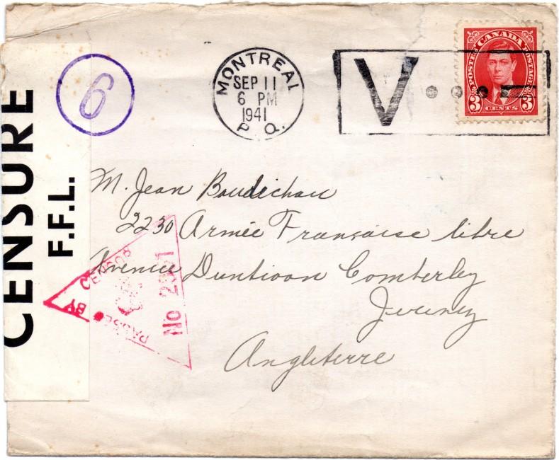 1941 : une lettre pour l'armée française libre 1941_f10