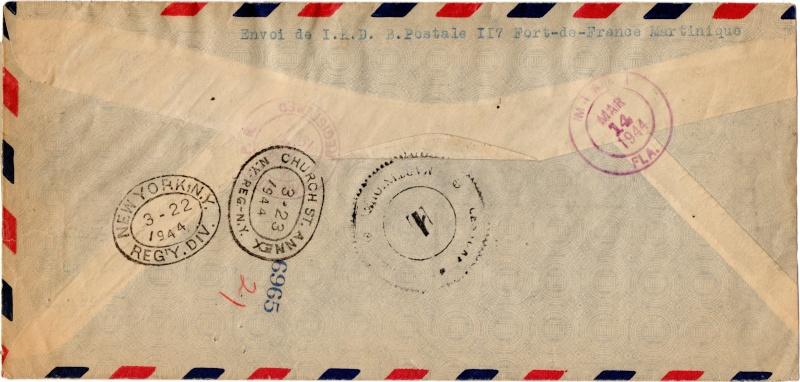"""Timbre """"Aide aux résistants"""" émission du CFLN 1943 1944_c11"""