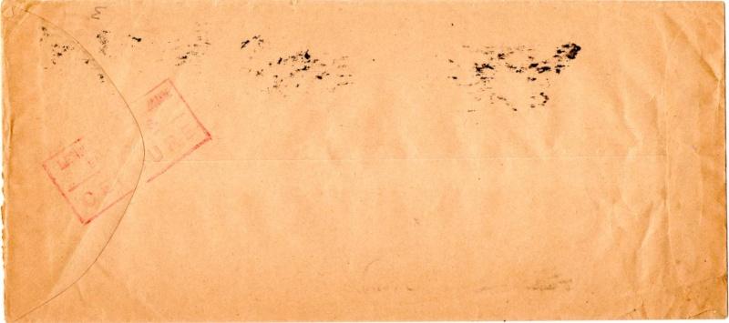 Lettre adressée à la Mission Militaire Française. 1945_m10
