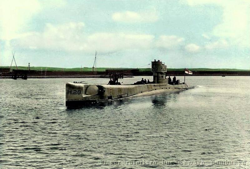 Das U-Boot im color 11024610