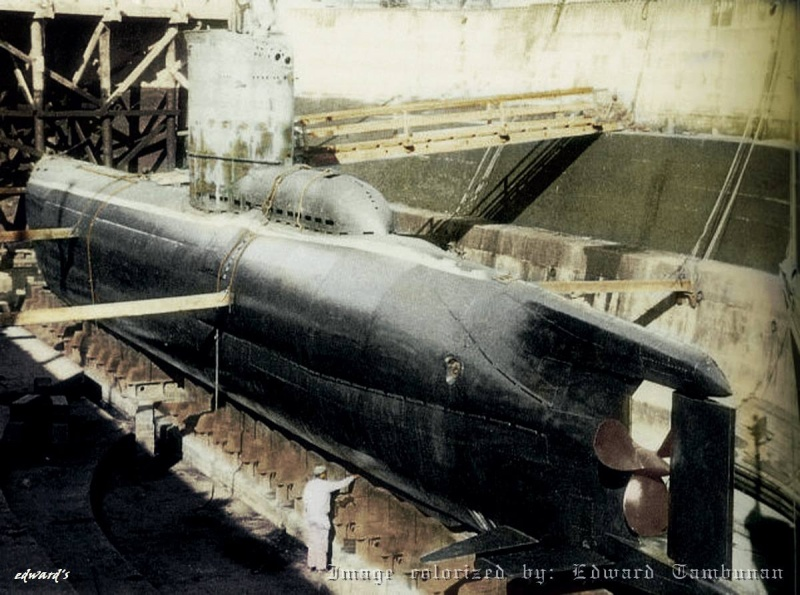 Das U-Boot im color 12943910