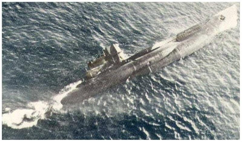 Das U-Boot im color 13944010