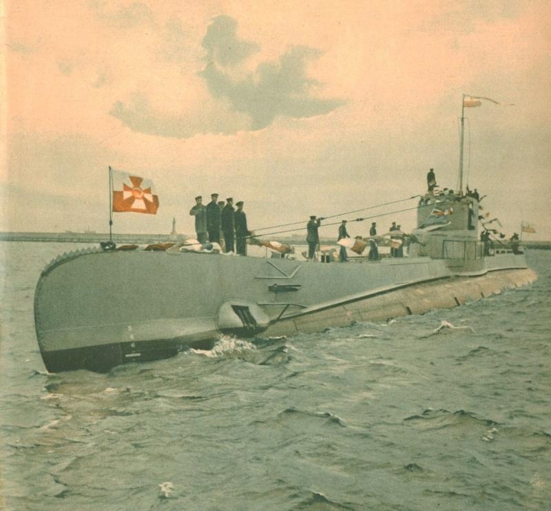 Das U-Boot im color 13971110