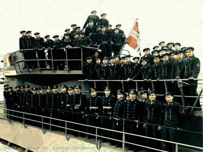 Das U-Boot im color 13989810