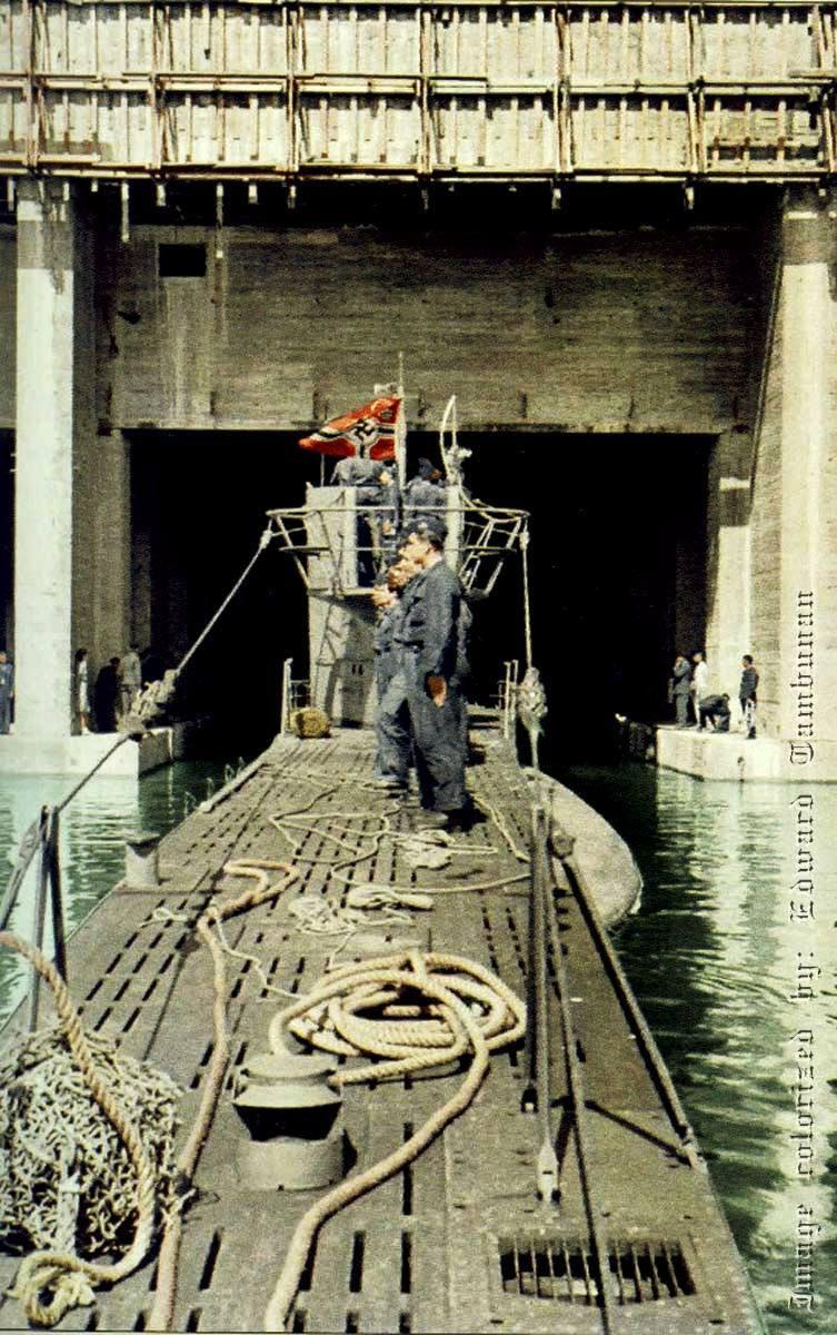 Das U-Boot im color 14035010