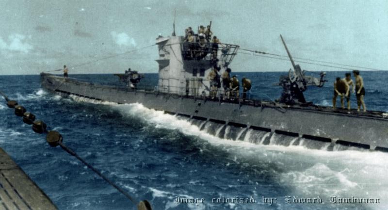 Das U-Boot im color 14036010