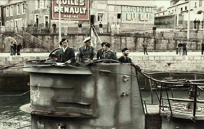 Das U-Boot im color 14046410