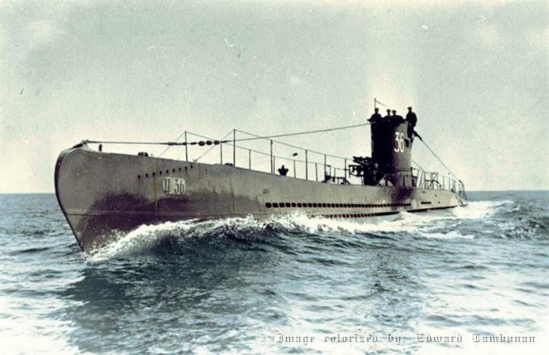 Das U-Boot im color 14125310