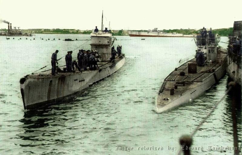 Das U-Boot im color 14523810