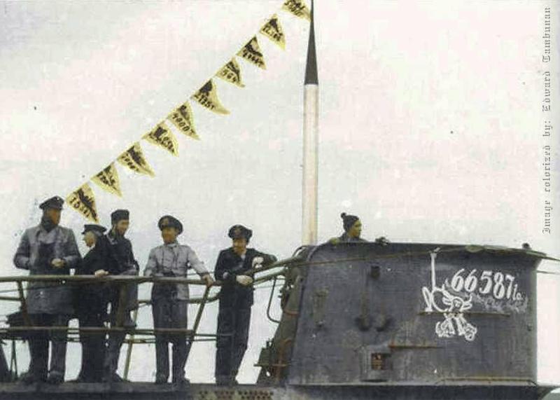 Das U-Boot im color 14535210