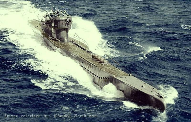 Das U-Boot im color - Page 2 15027410