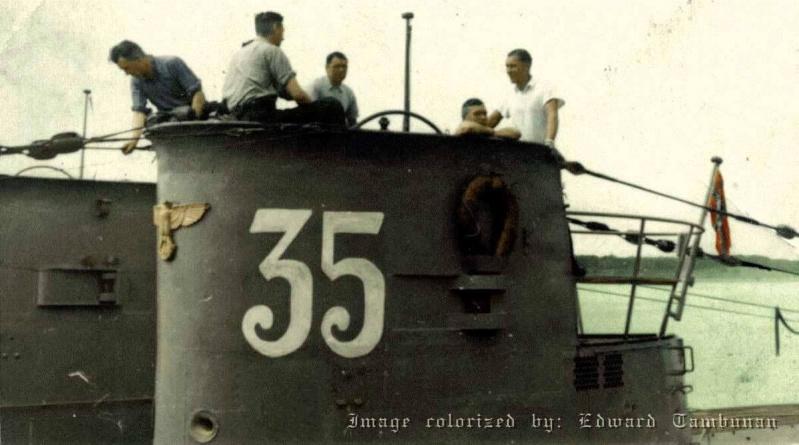 Das U-Boot im color - Page 2 15317610
