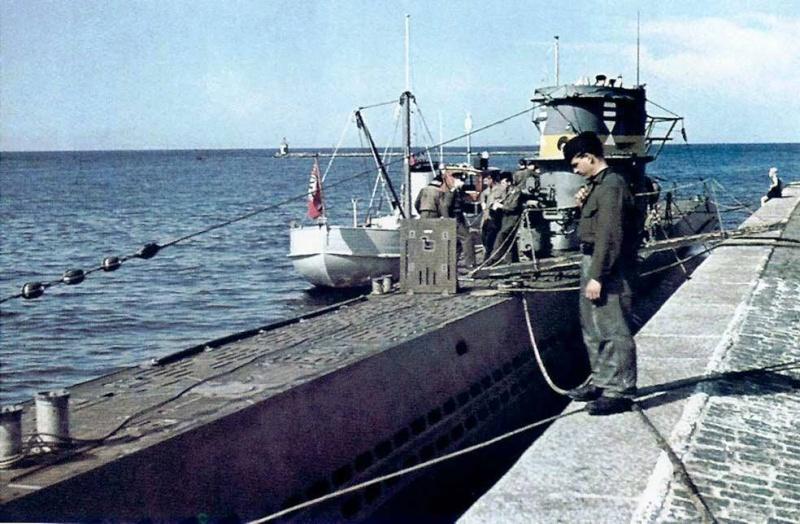Das U-Boot im color 74002910