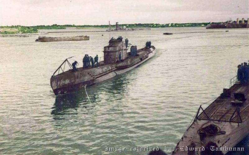 Das U-Boot im color - Page 2 90354510