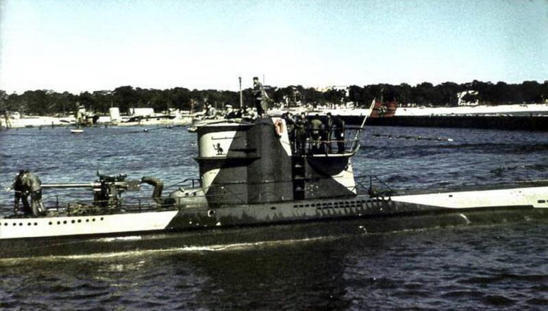[revell] U-Boot typ VII C/41       au 1/72° 96499910