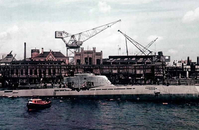 Das U-Boot im color 96640110