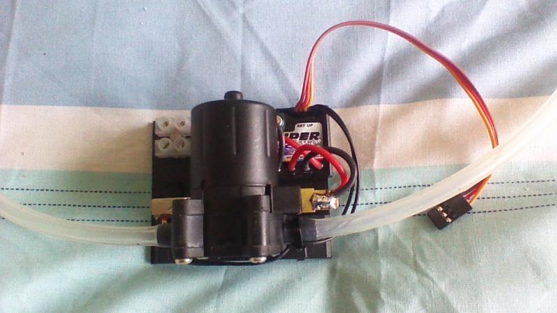 My ballast pump controller. Mysurf20
