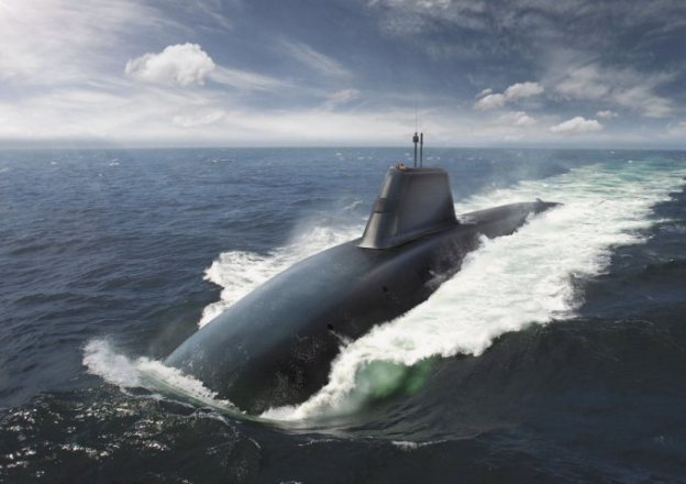 New UK Submarine planned? Succes10