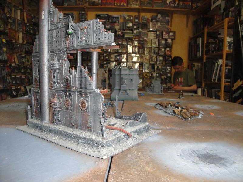 Campagne Amageddon Bunker11