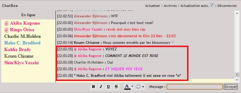The Rayen Time   Edition de Décembre 2013 [05] Screen12