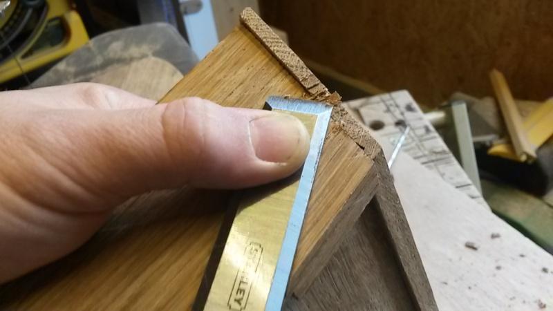 Fabrication d'une mini caisse à outils 20131239