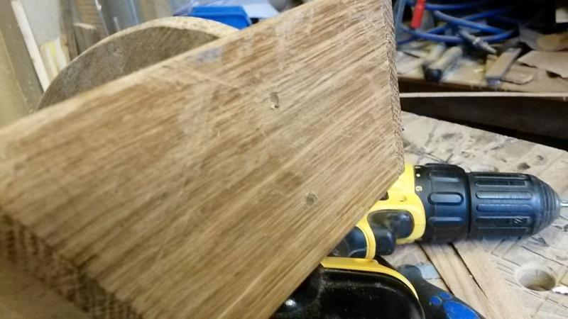 Fabrication d'une mini caisse à outils 20131243