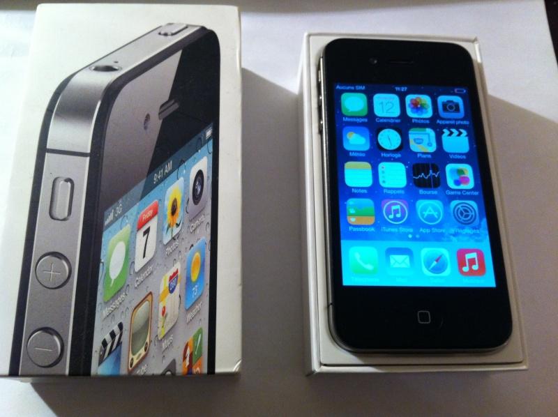 [VDS] Iphone 4s 16 Go- prix spécial section  Iphone10