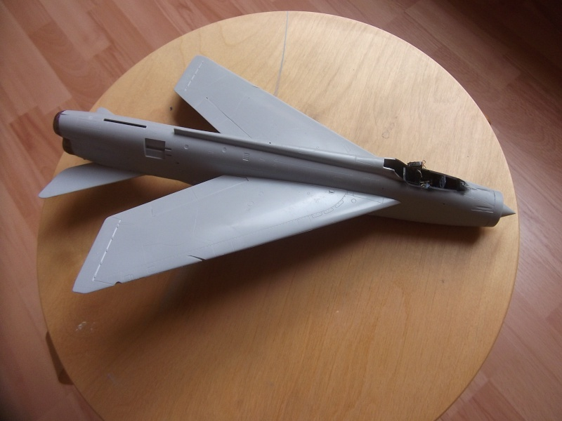 BAC Lightning F.Mk 1 Eduard 1/48° Dscf3314