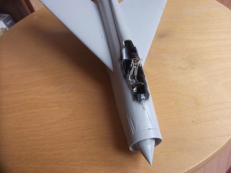 BAC Lightning F.Mk 1 Eduard 1/48° Dscf3315