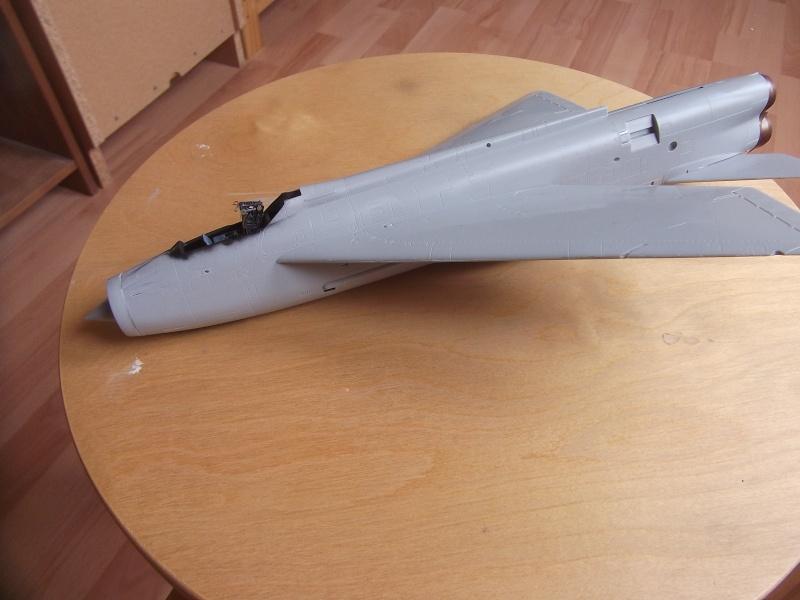 BAC Lightning F.Mk 1 Eduard 1/48° Dscf3316