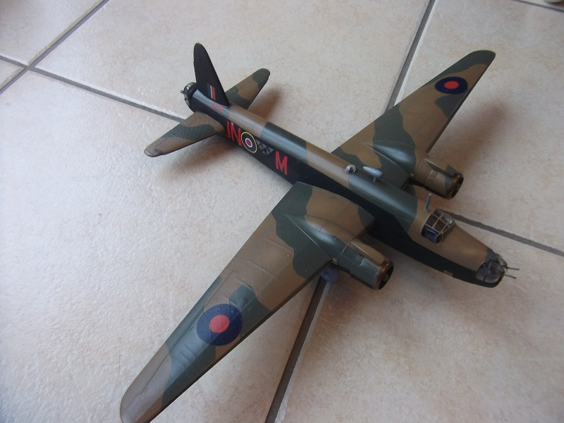 Vickers Wellington Italeri 1/72 Dscf3332
