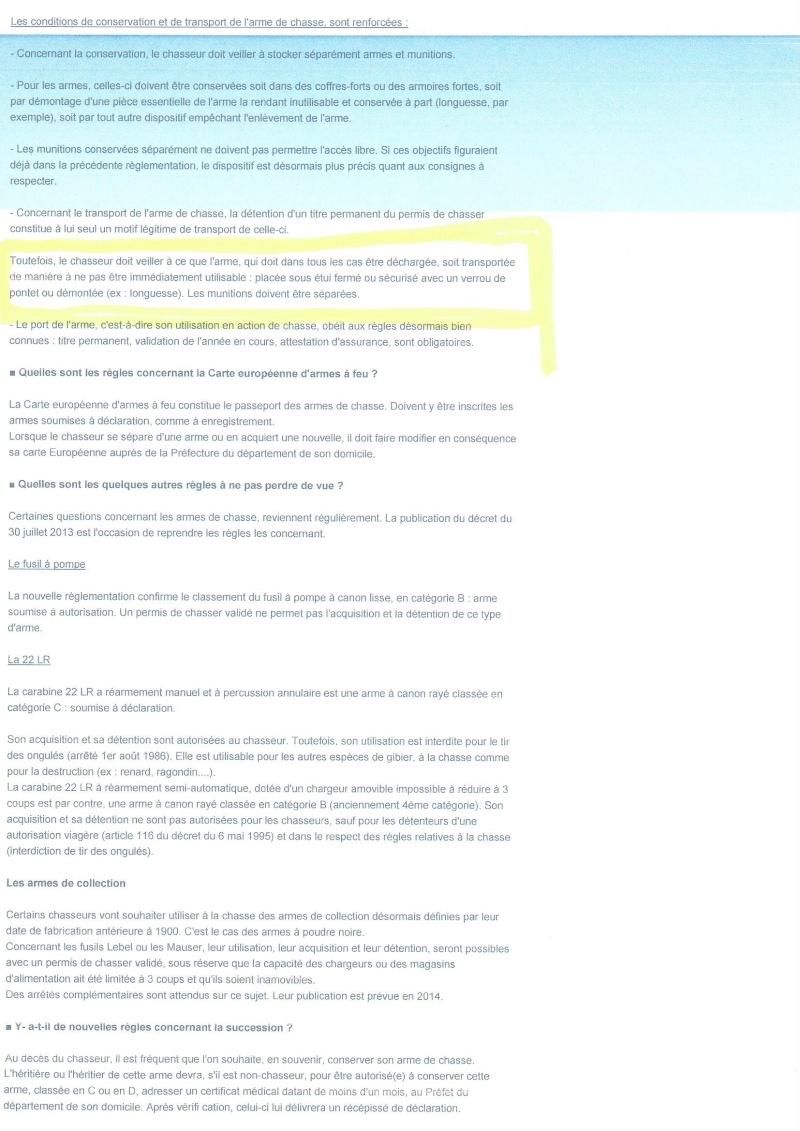 la nouvelle loi et son application a la chasse  - Page 2 Transp13