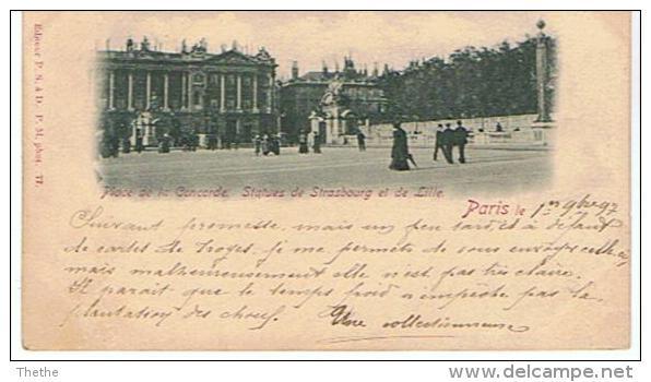 La place Louis XV, puis place de la Révolution, puis place de la Concorde au XVIIIe siècle 237_0010