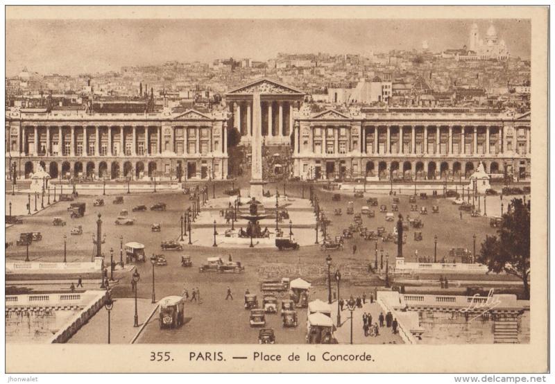 La place Louis XV, puis place de la Révolution, puis place de la Concorde au XVIIIe siècle 658_0010