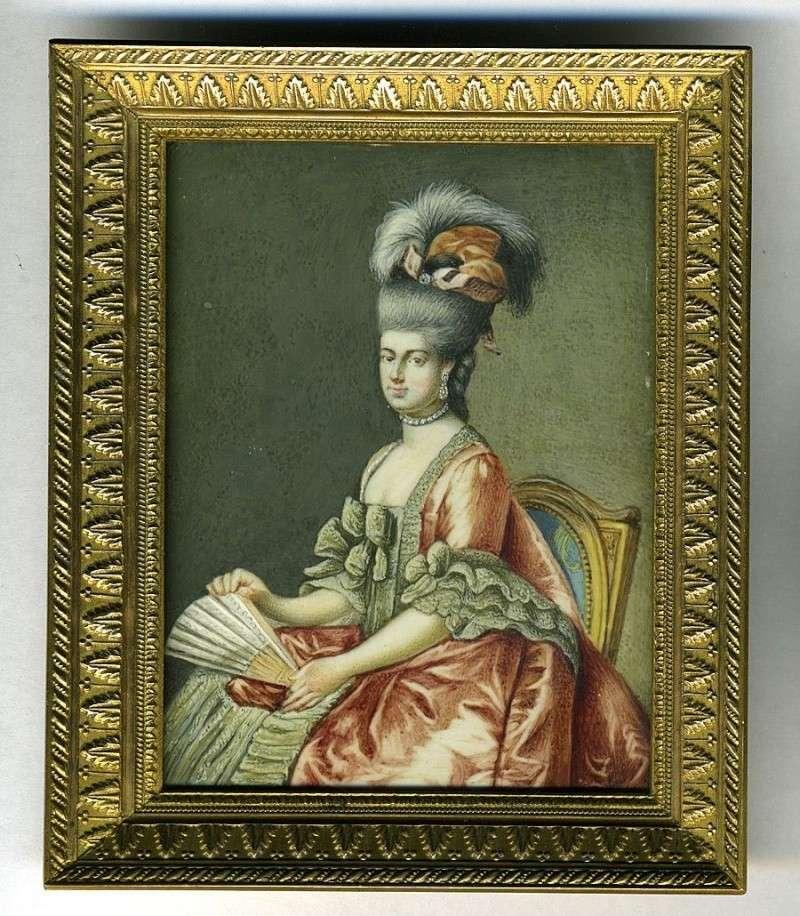 """Michèle Lorin : """"Marie-Antoinette, ma collection particulière """" 810pml11"""