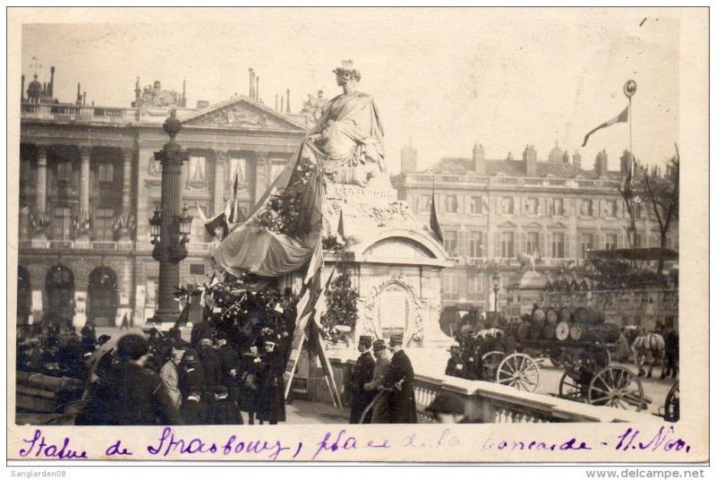 La place Louis XV, puis place de la Révolution, puis place de la Concorde au XVIIIe siècle 928_0010