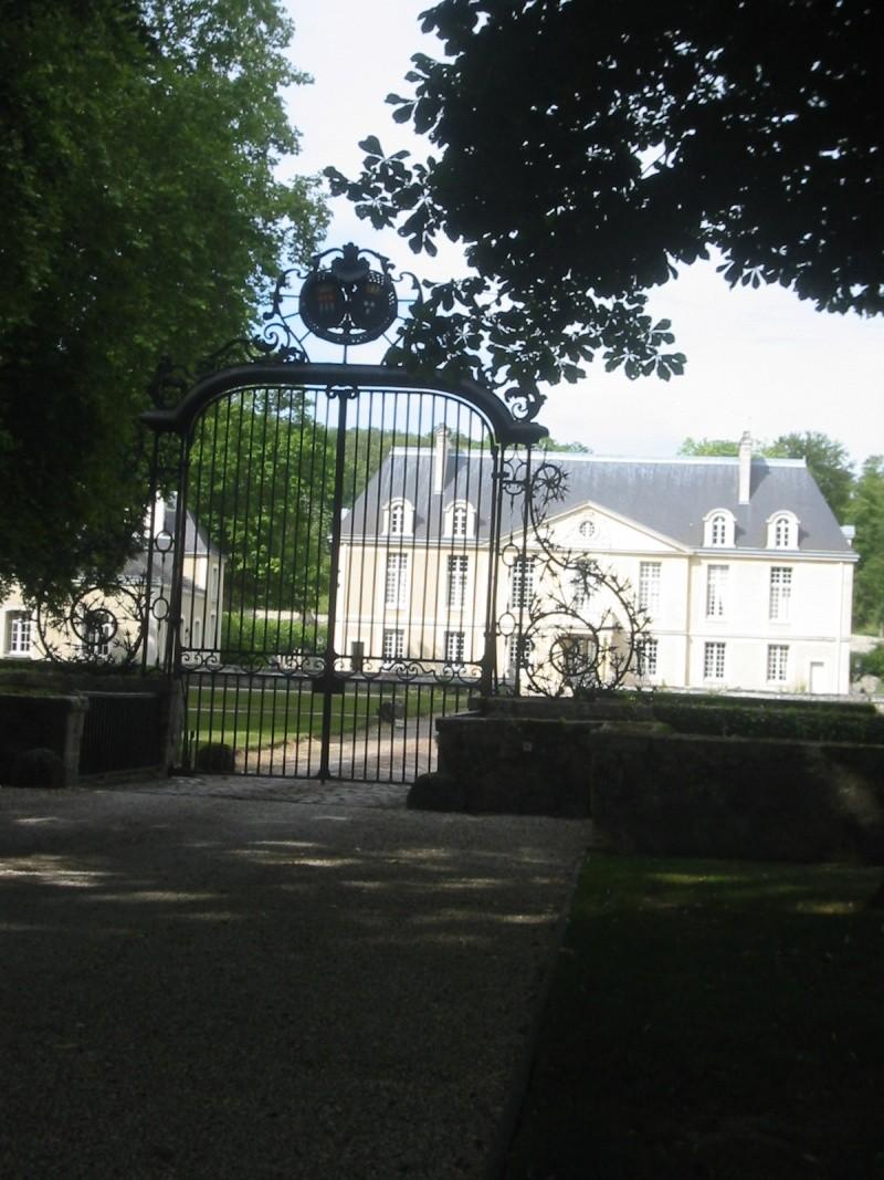 Marie Antoinette à Meaux en 1782 Louvoi10