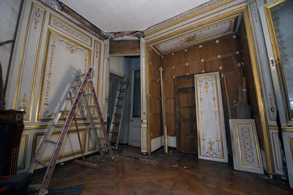Le Cabinet de la Méridienne Meridi11