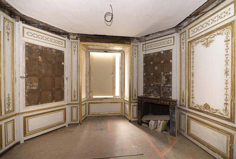 Le Cabinet de la Méridienne Meridi12