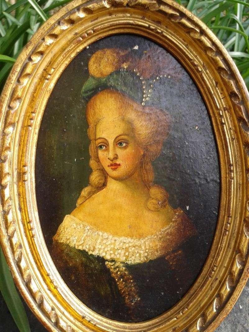 """Michèle Lorin : """"Marie-Antoinette, ma collection particulière """" Miniat10"""
