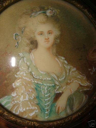 """Michèle Lorin : """"Marie-Antoinette, ma collection particulière """" Mousse11"""