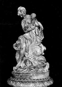 La parure et les atours de Marie-Antoinette Pajou-10